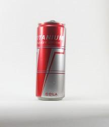 Par deux energy drink - Canette Titanium - rouge cola energy drink (1)