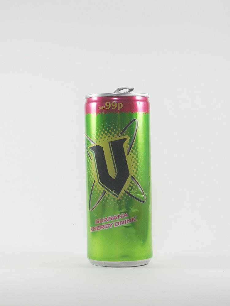 Red Alert Energising Drink