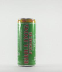 à l'unité energy drink - Canette bulldog - power energy drink verte (1)