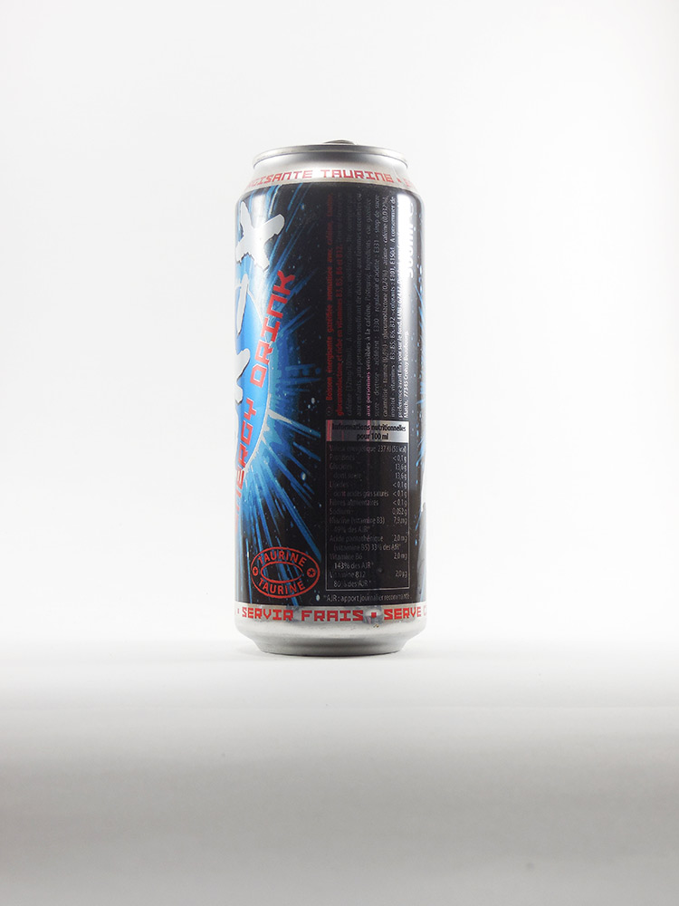X The Erotic Energy Drink